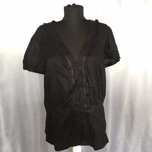 Loft by Ann Taylor button down blouse